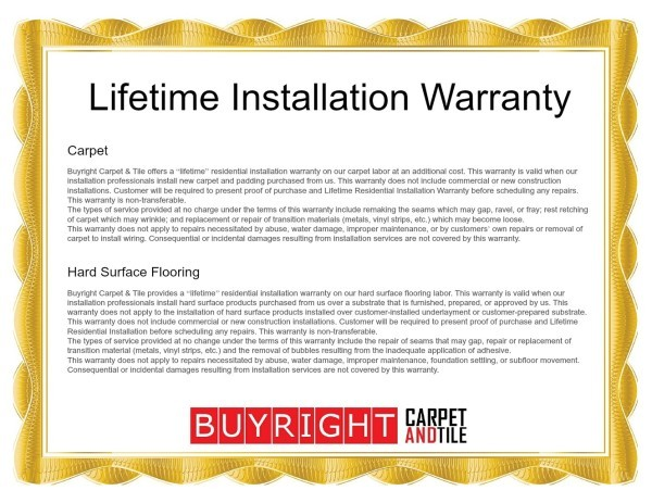 Lifetime-Warranty-Certificate