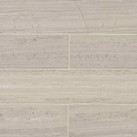 Athens Gray Honed 3x12 Limestone