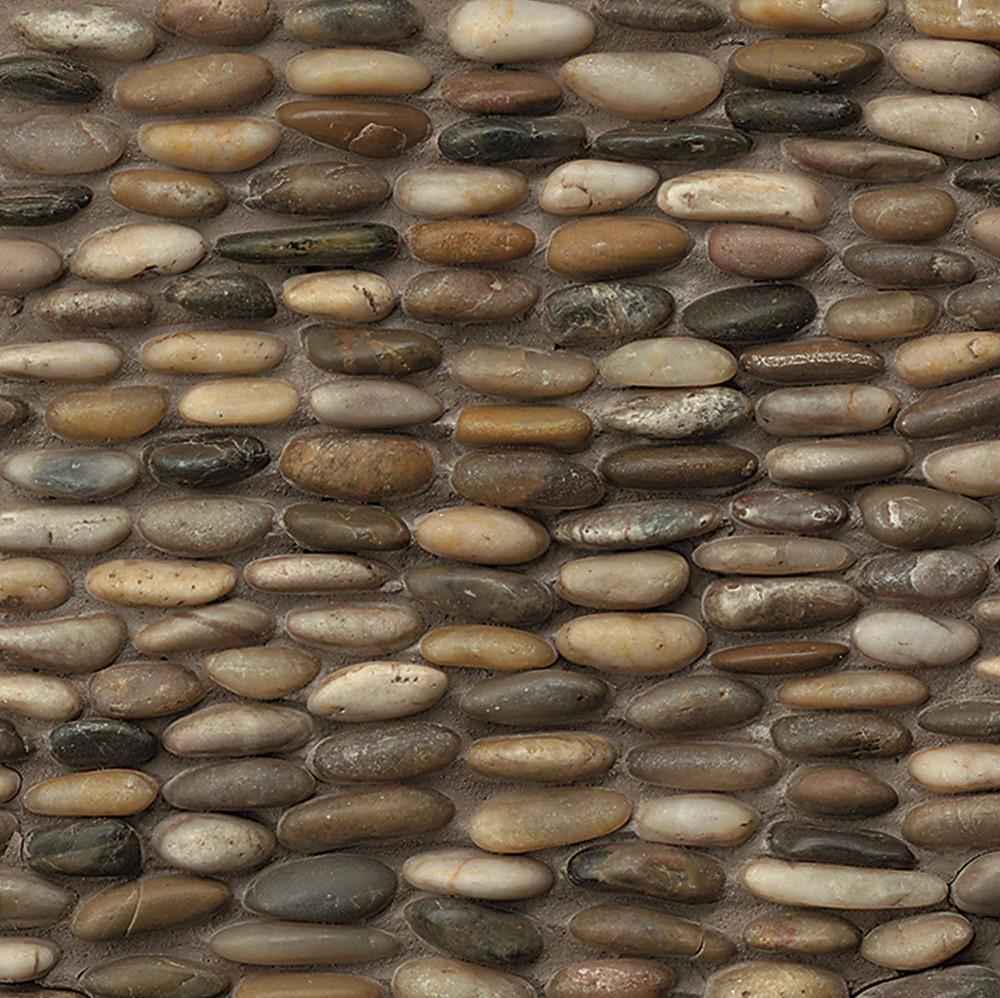 Creekside Kona Sands Stacked Pebbles Polished Oregon