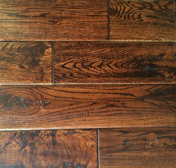 Cronin Mountain Heritage Brown Bear Solid Hardwood Flooring - Heritage hardwood floors