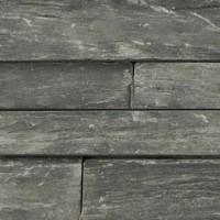 Black 6x24 Ledgerstone