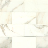 Calacatta Marble Honed 3x6