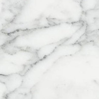 12x12 Ocean White Marble Polished